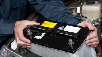 changing car battery replacement service singapore