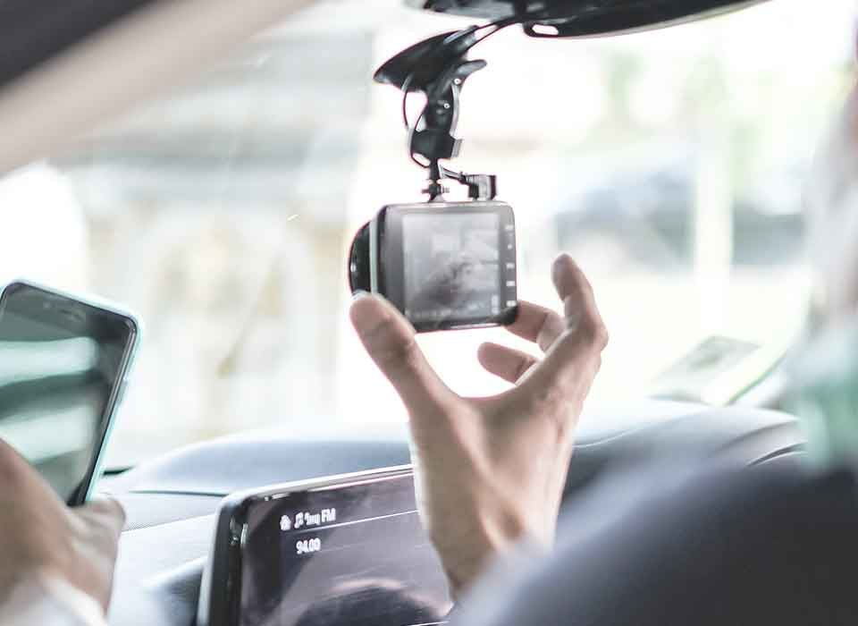 Car Battery Replacement Dash Cam Article Header Image